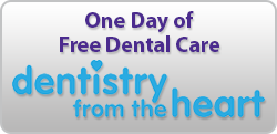 Free day of dental care